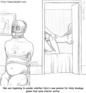 Bondage Cartoon
